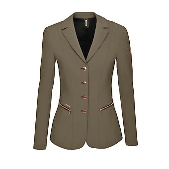 Pikeur Paulin Womens Competition Jacket - Olive Tree