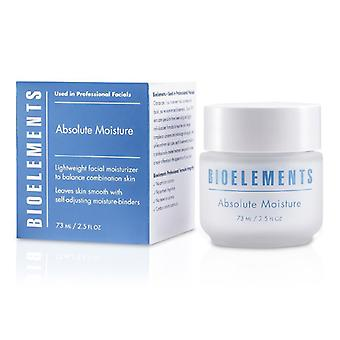 Bioelements absoluuttinen kosteus-yhdistelmä ihotyypeille 73ml/2.5 oz