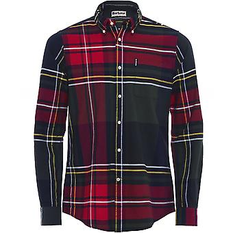 Barbour Tailored Fit Highland Check Shirt