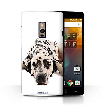 STUFF4 Case/Cover voor OnePlus 2/twee/Dalmatische/hond rassen