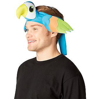 Papagei Stirnband