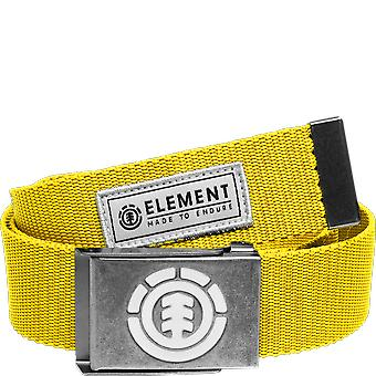 Element Web Belt With Bottle Opener ~ Beyond gold