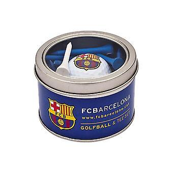 FC Barcelona Ball and Tee Set