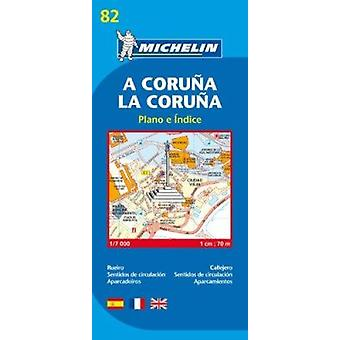 La Coruna City Plan - 9782067127944 Book