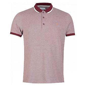 Camisa Polo con punta farah Basel