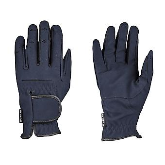 Dublin Everyday Mighty Grip Adults Riding Gloves - Navy Blue