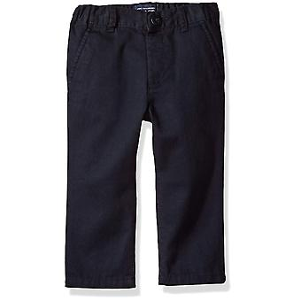 The Children's Place Baby Boys' Toddler Skinny Chino Pants, New, Blue, Size 2T