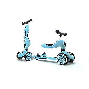 scoot and ride highwaykick 1 2in1 scooter blueberry ages 1-5 years
