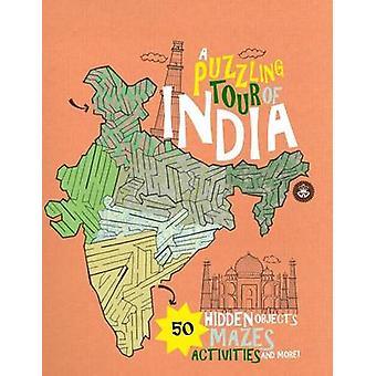 A Puzzling Tour of India by Sambasivan & Ambika