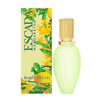 Escada sunny fruiti by escada for women 1.0 oz eau de toilette spray