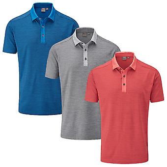 Ping Collection Mens Chandler Golf Polo Shirt