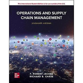 ISE Operations and Supply Chain Management by F. Robert Jacobs - 9781