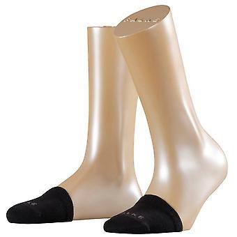 Calcetines Falke Toe No Show - Negro