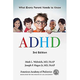 ADHD by Wolraich Mark Md Faap Hagan Joseph F Md Faap - 9781610022644