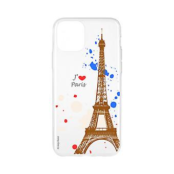 Rumpf für iPhone 11 Flexible Paris