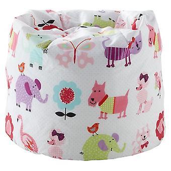Bereit Steady Bed Kinder's Ban Bag süße Haustiere Design fertig gefüllt