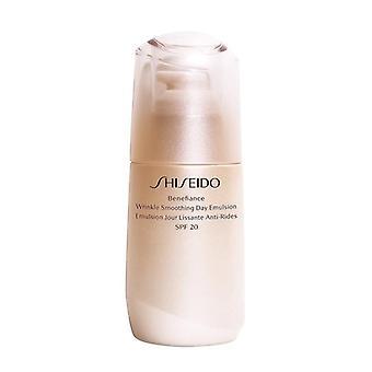 Shiseido Benefiance Wrinkle Smoothing Day Emulsión 75ml