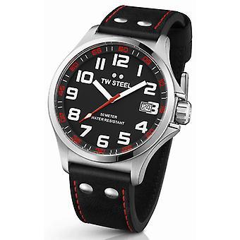 TW Steel TW410 Pilot Watch 45 mm