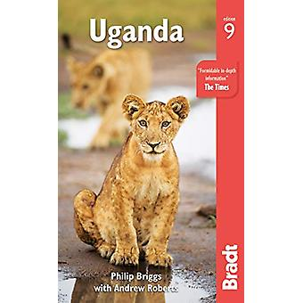 Uganda by Philip Briggs - 9781784776428 Book