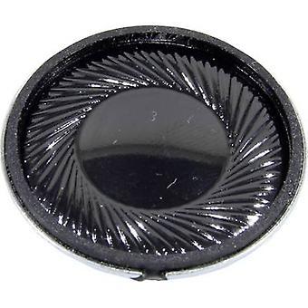 Visaton K 28 WPC BL 1,1 pollici 2,8 cm Mini altoparlante 1 W 8 Ω