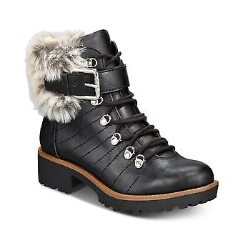 American Rag Womens JoJo Leather Closed Toe Ankle Motorcycle Boots