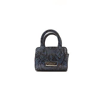 Blue Pompei Donatella Women's Handbag