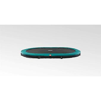 BERG Grand Favorit InGround 520 Trampoline Sports Series Green