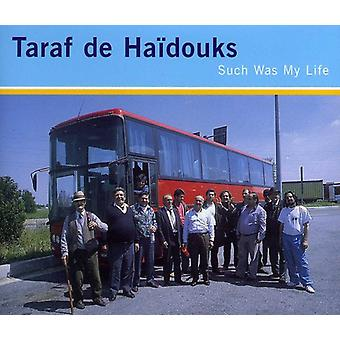Taraf De Haidouks - Such Was My Life (EP) [CD] USA import