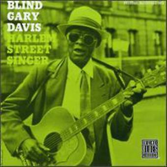 Blind Gary Davis - Harlem Street Singer [CD] USA import