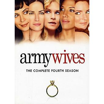 Army Wives: Staffel 4 [DVD] USA import