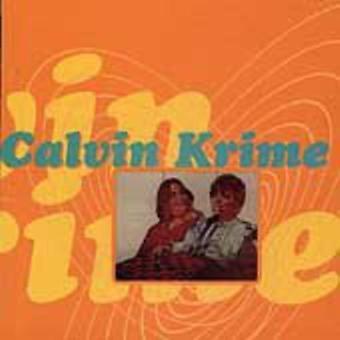 Calvin Krime - You're Feeling So Attractive [CD] USA import