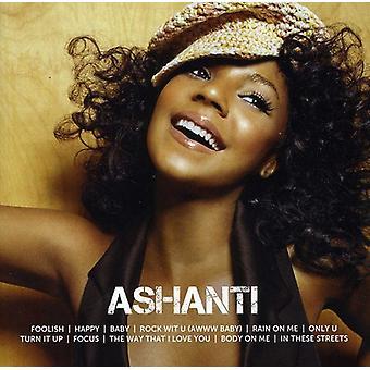 Ashanti - Icon [CD] USA import