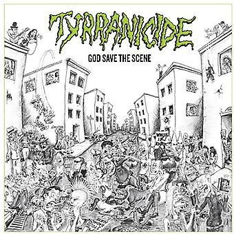 Tyrranicide - God Save the Scene [CD] USA import