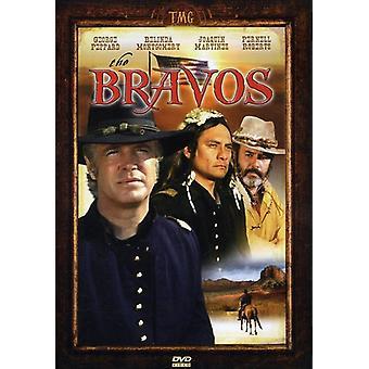 Bravos [DVD] USA import