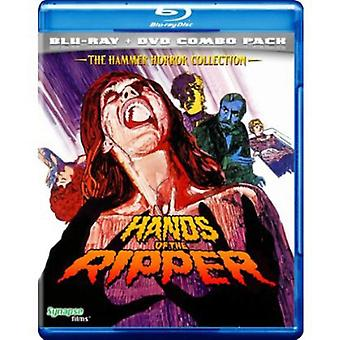 Hands of the Ripper [BLU-RAY] USA import