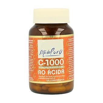 Vitamin C-1000 (non-acidic) 100 tablets