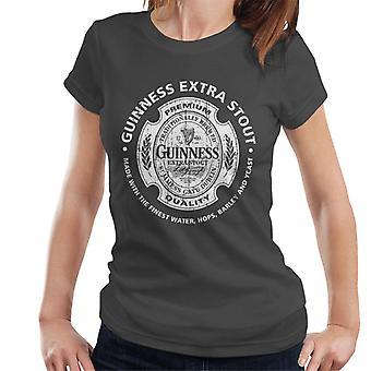 Guinness Premium Quality Women's T-Shirt