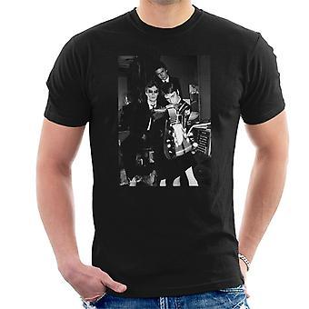 Hillo Headstock laukaus 1977 Miesten t-paita
