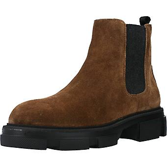 Alpe Booties 4123 Farbe Bison