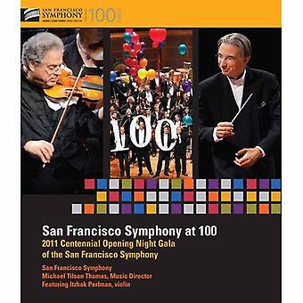 A. Copland - San Francisco Symphony at 100 [Blu-ray] USA import