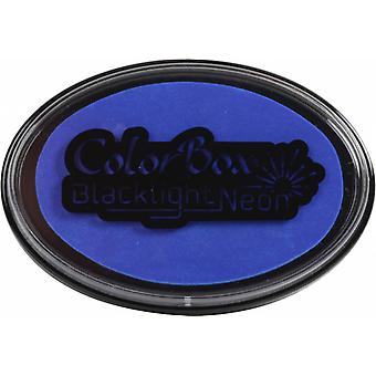 Clearsnap ColorBox Blacklight Neon Oval Inkpad Sailing