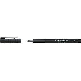 فابر كاستيل رسم القلم بيت الفنان 1.5mm الأسود