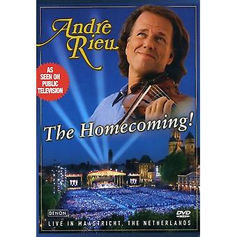 Andre Rieu - Homecoming [DVD] USA import