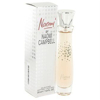 Naomi Eau De Toilette Spray By Naomi Campbell