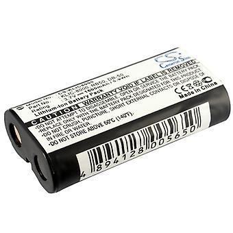 Batteri til Wisycom MPRLBP MPR50 KODAK KLIC-8000 RB50 RICOH DB-50 SEALIFE SL9831