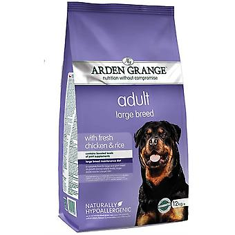 Arden Grange Adult Dog Large Breed - 12kg