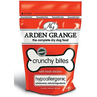 Arden Grange Crunchy Bites With Fresh Chicken - 5kg