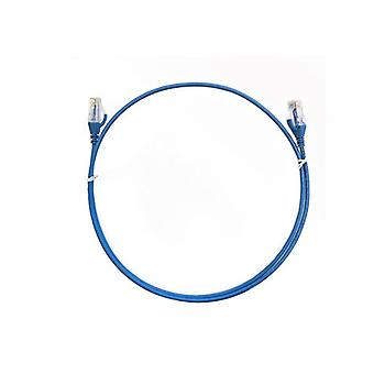 8Ware Cat6 Ultra Thin Slim Blue Cable Premium Rj45 Ethernet