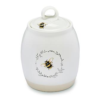 Cooksmart Bumble Bees Sugar Canister