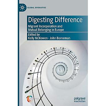 Digesting Difference by Edited by Kelly McKowen & Edited by John Borneman